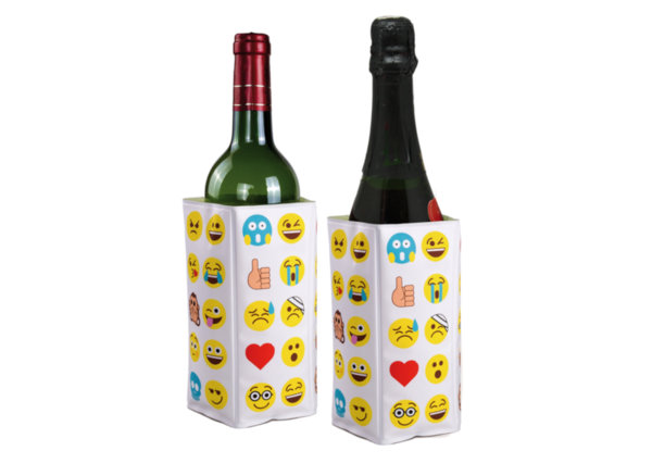 Vin Bouquet Охладител за бутилки - ЕМОТИКОНИ